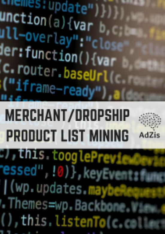 Product List Mining