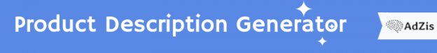 Product Description Generator