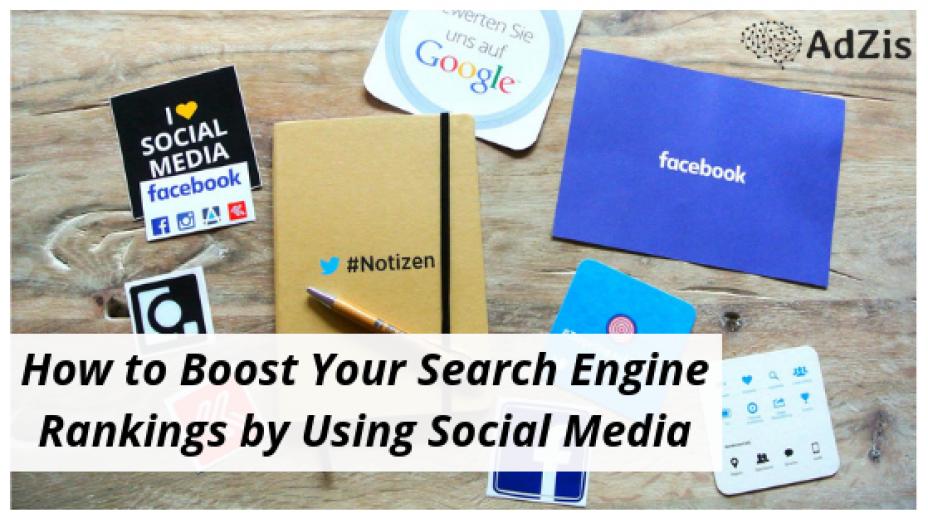 Search Engine Social Media
