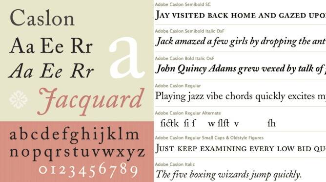 Designing for Readers : Five Designing Tips for Effective Typography