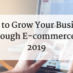Business E-commerce 2019