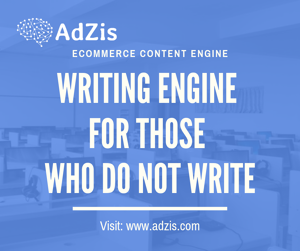 Adzis AI Content Writing Engine