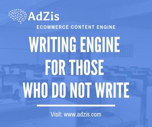 Adzis AI Content Writing Engine