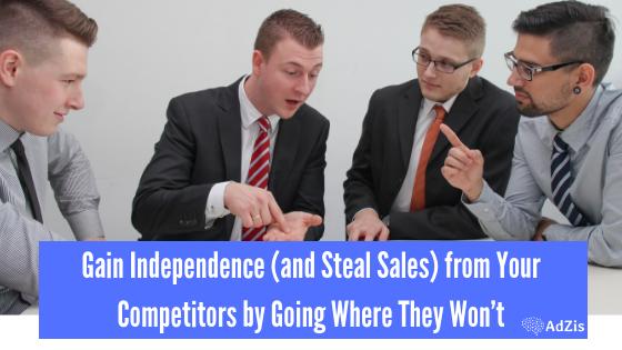 Steal Sales