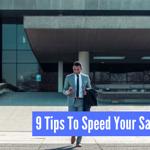 Speed Sales Process