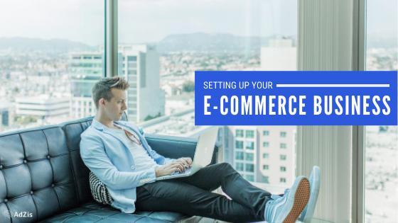 E-Commerce-Setting-Up