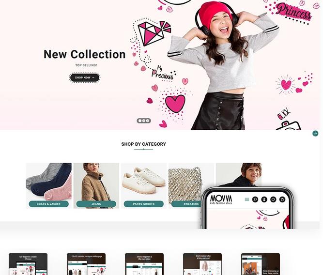 Movva-The-Baby-kids-fashion-premium-Shopify-Theme