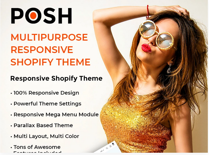 posh-Simple-Clean-Minimalist-Responsive-Shopify-Theme