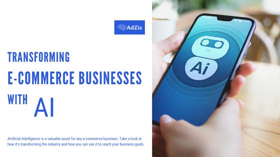 AI E-Commerce Business
