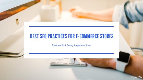 SEO E-commerce Stores
