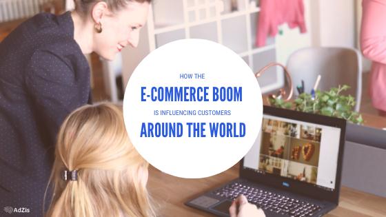 E-Commerce Boom