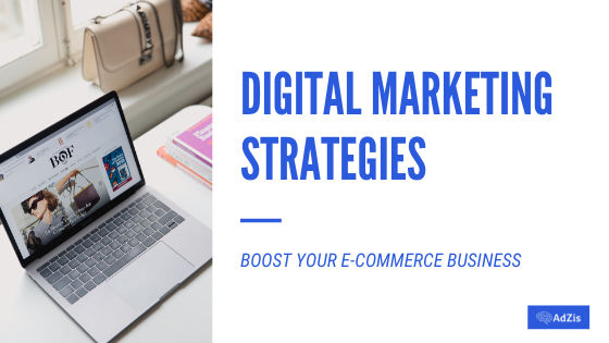 Digital Marketing E-Commerce