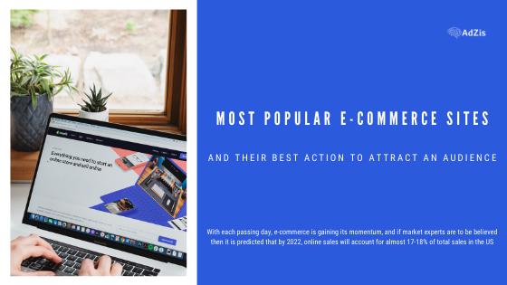 Popular Ecommerce Sites
